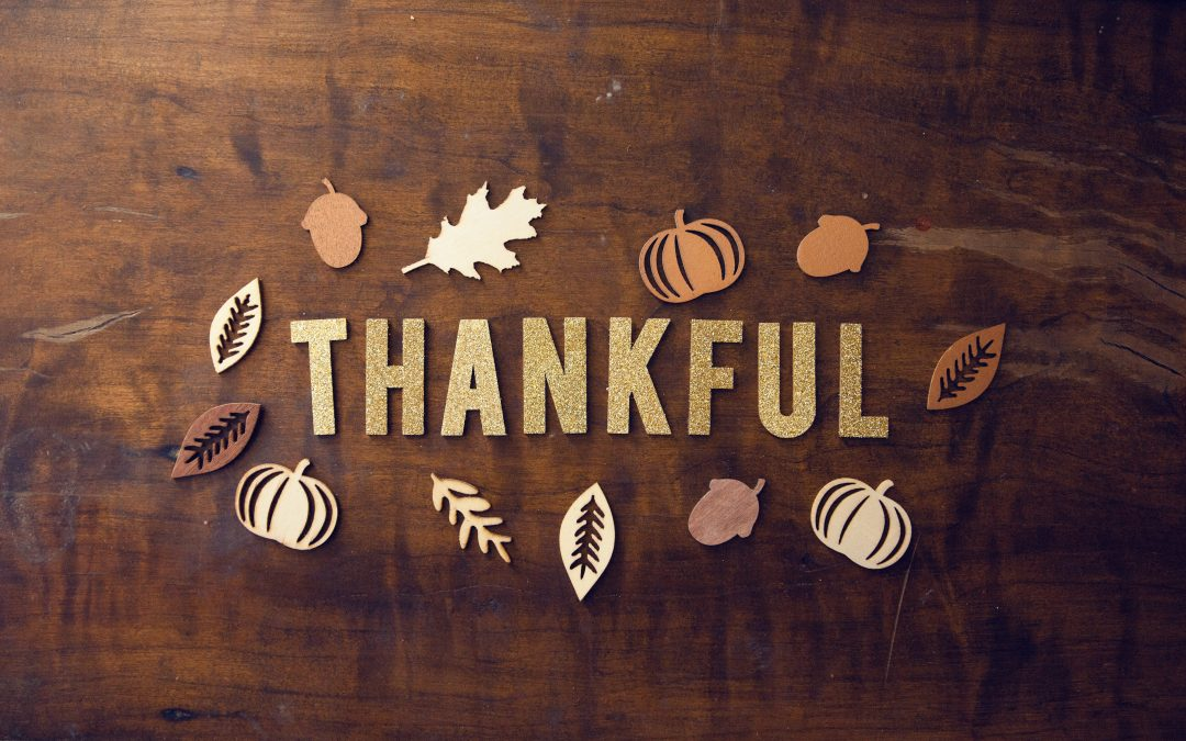 Being Thankful When I Was Not Feeling Thankful