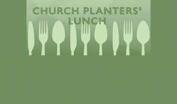 Church Planter's Lunch